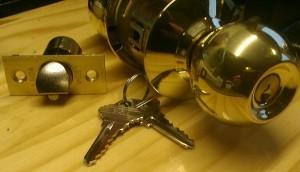 Schlage Doorknob Lock for installation on your home doors