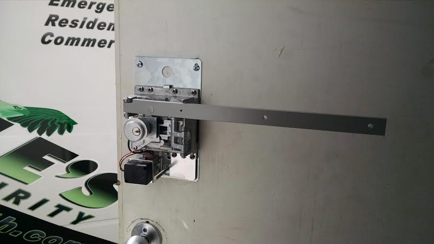 Alarmed Exit Device Installation In Sprindale Oh 45246