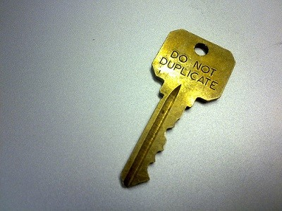 Get A Do Not Duplicate Security Keys