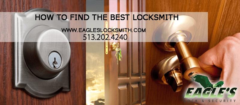 Best locksmith services in Cincinnati Ohio area