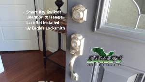 Smart Key Deadbolt Lock set