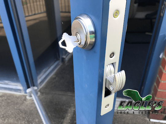Commercial Cincinnati Locksmith For Retail Stores Near Me