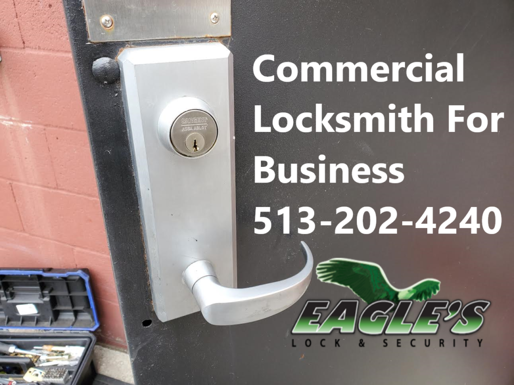 Commercial-Locksmith-For-Business-Eagles-Locksmith-Cincinnati